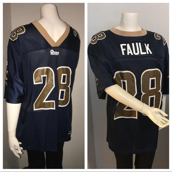 cf644364d adidas Other - Marshall Faulk St. Louis Rams jersey sz  M